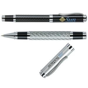 Solid Brass Roller Ball Pen