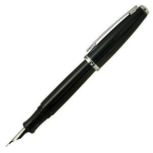 Monteverde USA® Aldo Domani® Fountain Pen (Black)