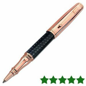 Monteverde USA® Invincia™ Rollerball Pen (Rose Gold/Black)