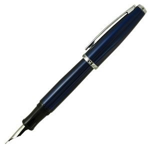 Monteverde USA® Aldo Domani® Fountain Pen (Blue)