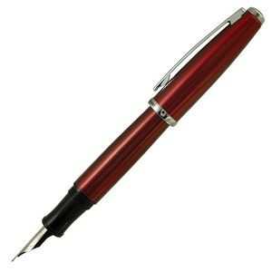 Monteverde USA® Aldo Domani® Fountain Pen (Red)