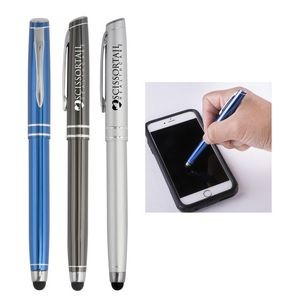 Cap Off Rollerball Pen