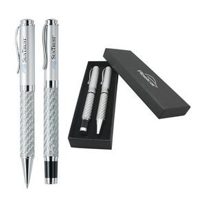 Dynasty Rollerball Metal Pen Set